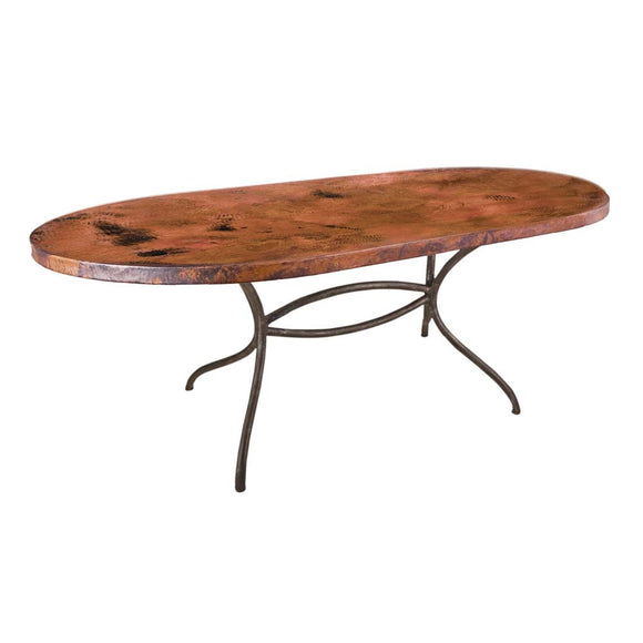 Italia Oval Dining Table