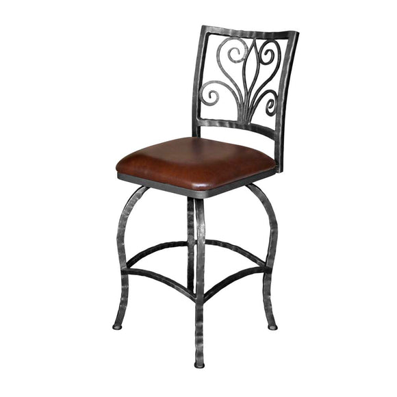 Alexander II 25'' Counter Stool