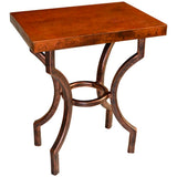 Corinthian Small End Table