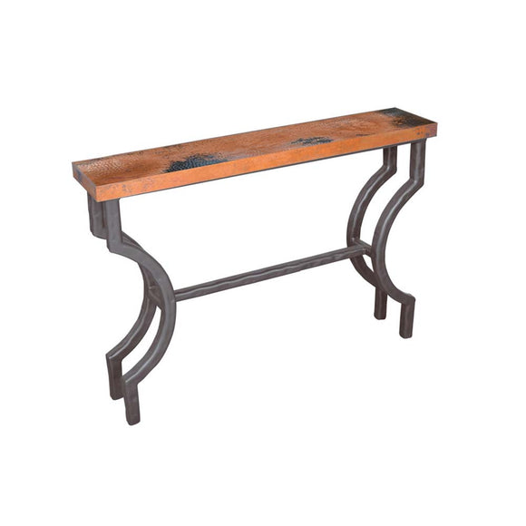 Corinthian Small Console Table