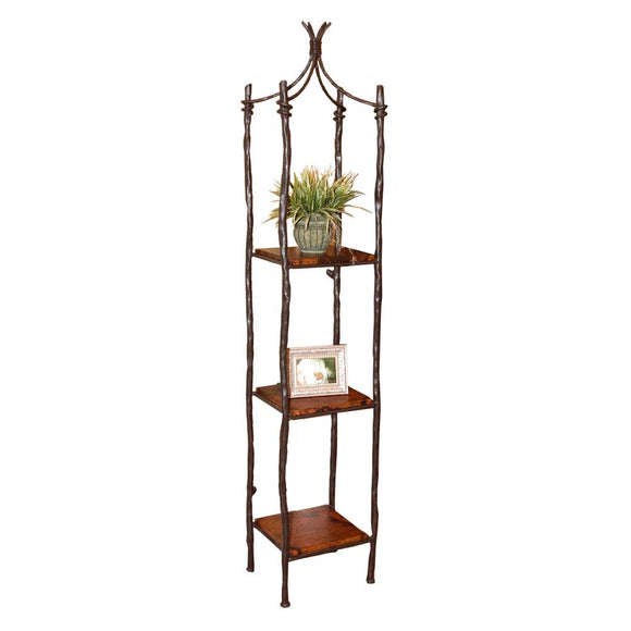 Large South Fork Single Etagere