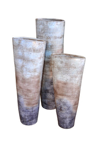 Oval Vases set of 3