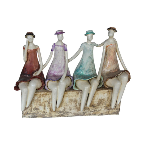 Party Girls Sculpture