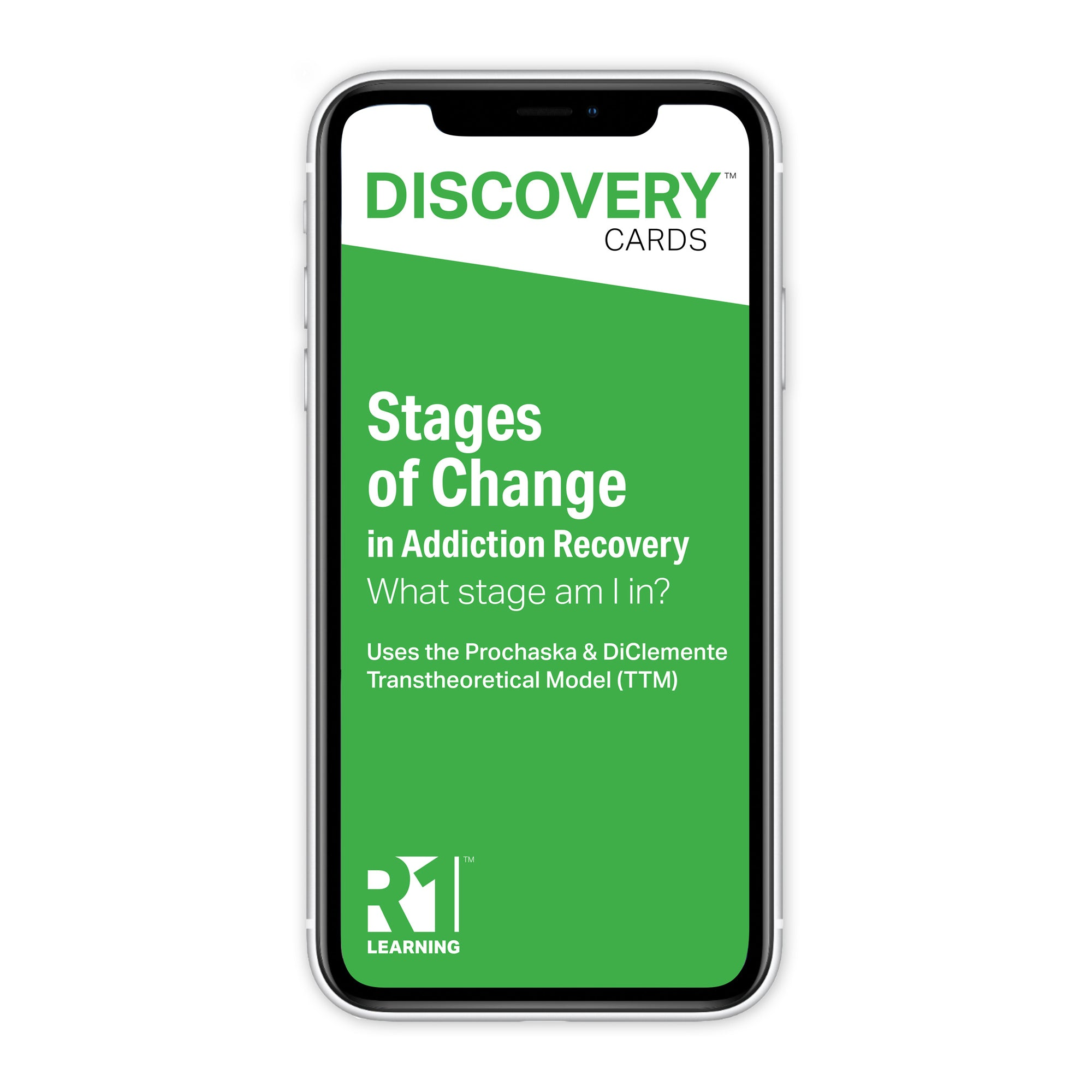 Stages of Change App