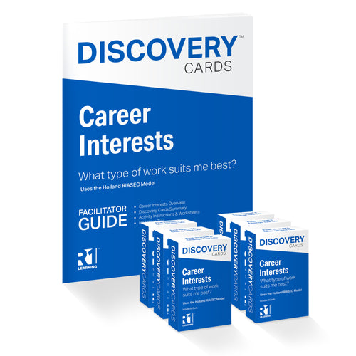 Career Interests Group Kit — 6 decks