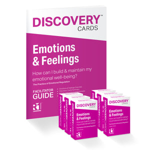 Emotions & Feelings Group Kit - 6 decks