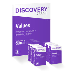Values Group Kit  — 6 decks
