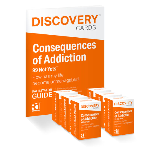 Consequences of Addiction Group Kit — 6 decks