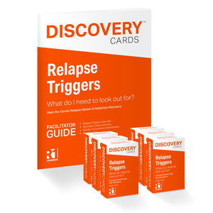 Relapse Triggers Group Kit — 6 decks