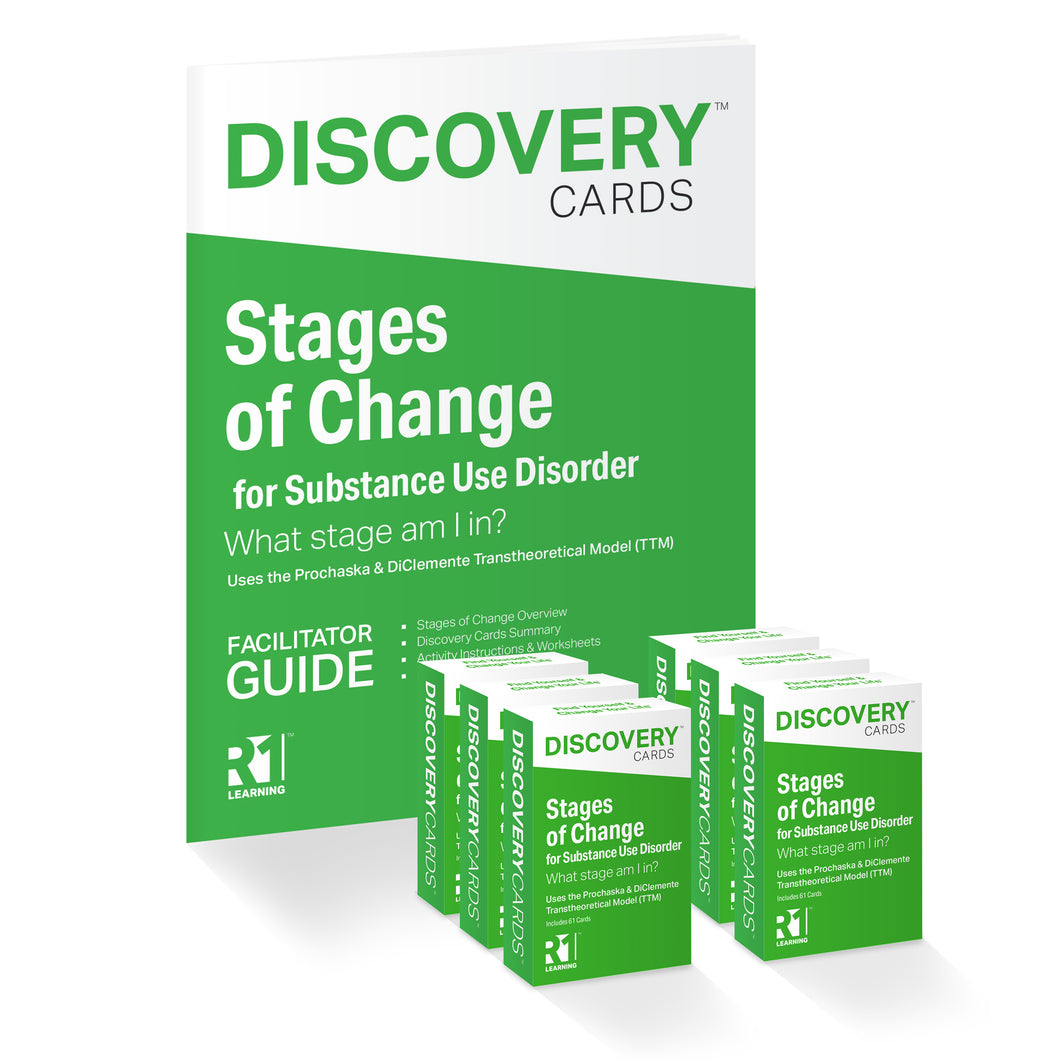 Stages of Change Group Kit — 6 decks