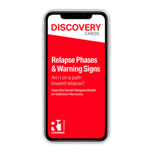 Relapse Phases & Warning Signs App