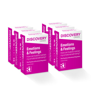 Emotions & Feelings Discovery Cards Value Pack