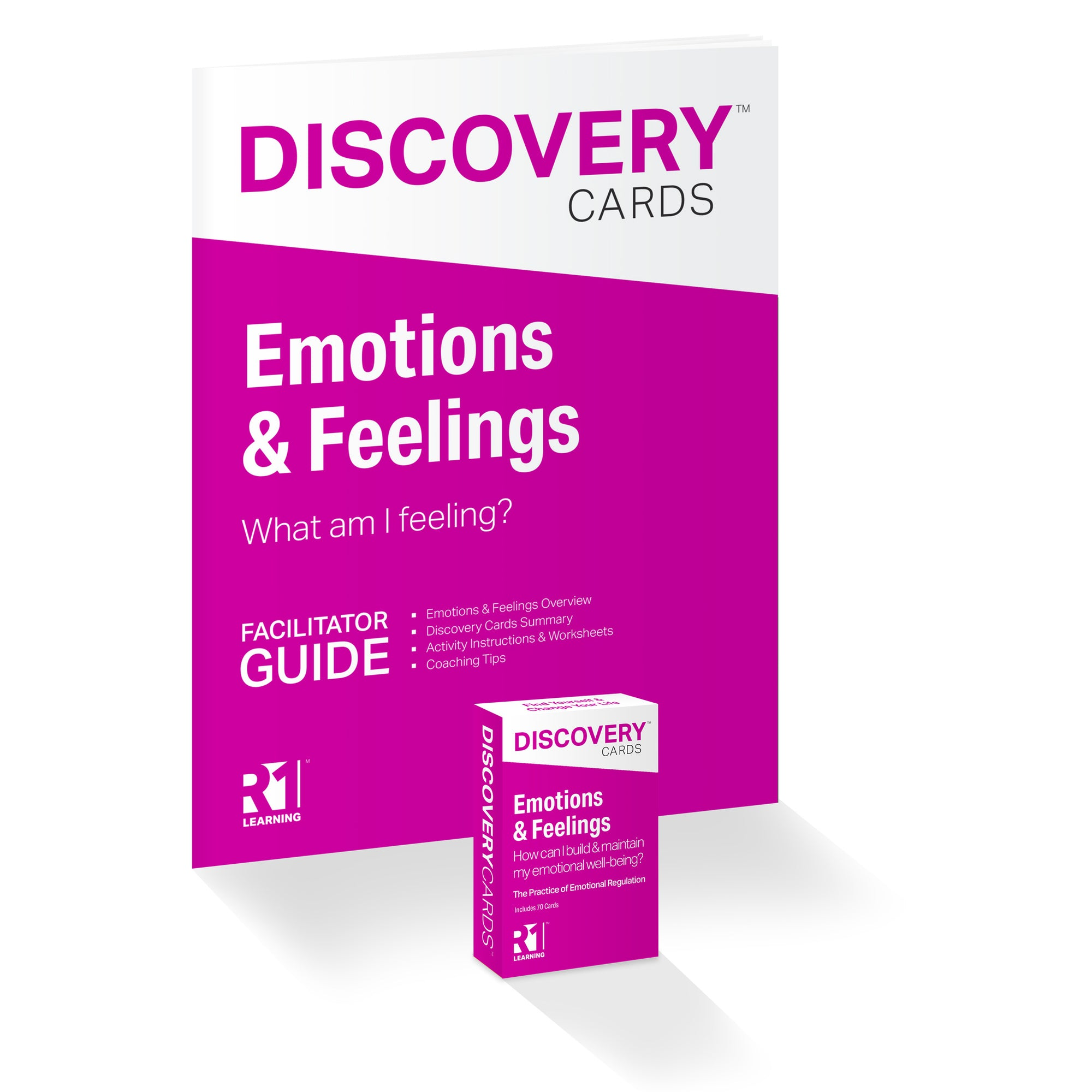 Emotions & Feelings Topic Kit — 1 deck