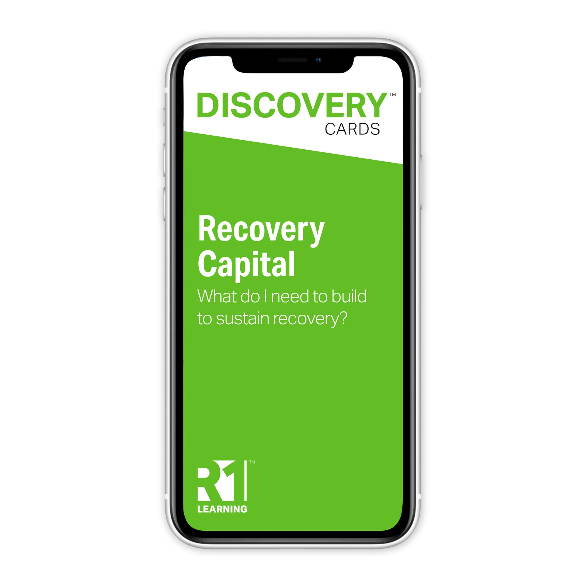 Recovery Capital App