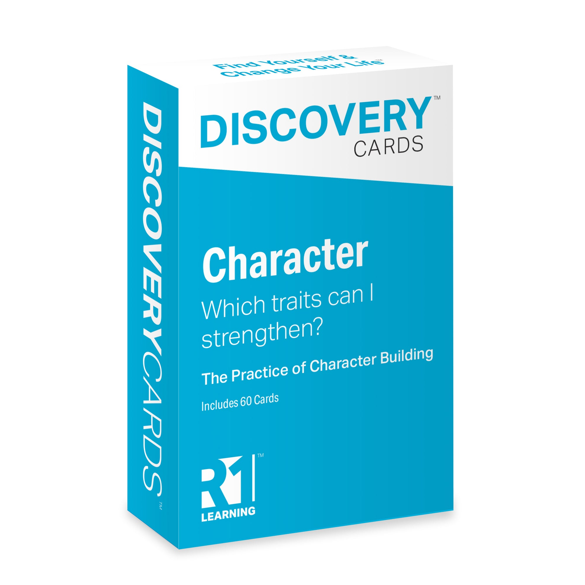 Character Discovery Cards Deck