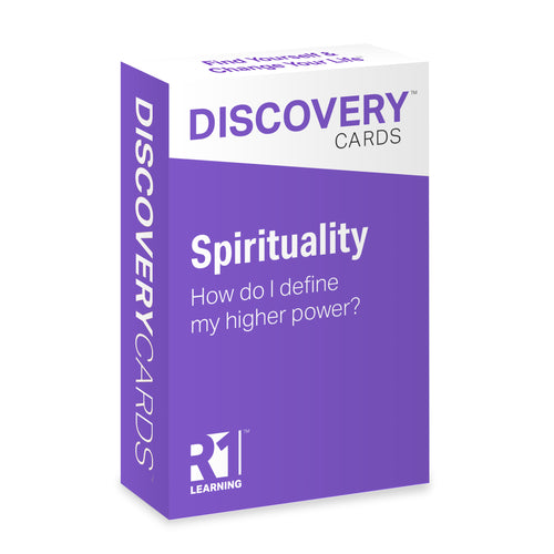 Spirituality Discovery Cards Deck