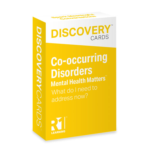 Co-occurring Disorders Discovery Cards Deck