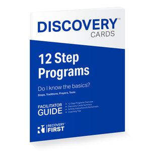 12 Step Programs Facilitator Guide