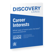 October 16, 1:00–2:30 pm US ET (90 minutes) — Career Interests Virtual Training