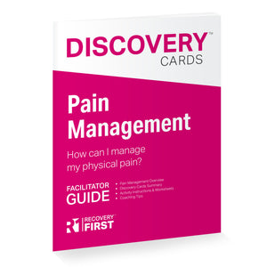 Pain Management Facilitator Guide