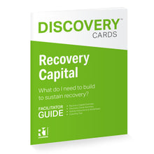 Recovery Capital Topic Kit — 1 deck