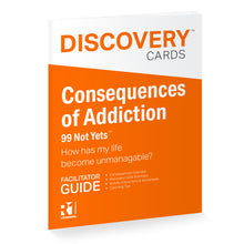 Consequences of Addiction Group Kit — 12 decks