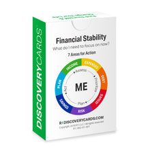 Financial Stability Discovery Cards Deck