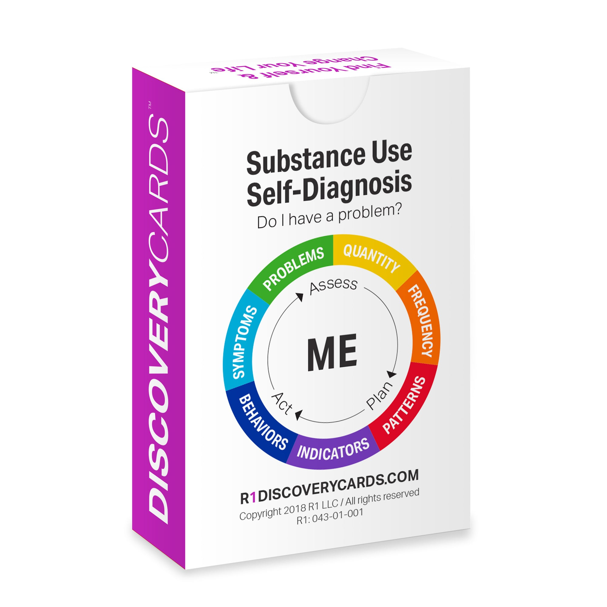Substance Use Self-Assessment Group Kit