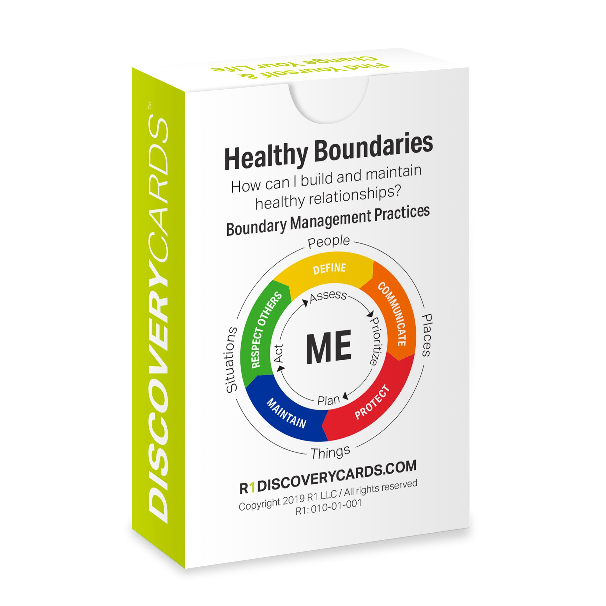 March 5, 1:00–2:30 pm US ET (90 minutes) — Healthy Boundaries Virtual Training