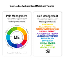 Pain Management Discovery Cards Deck