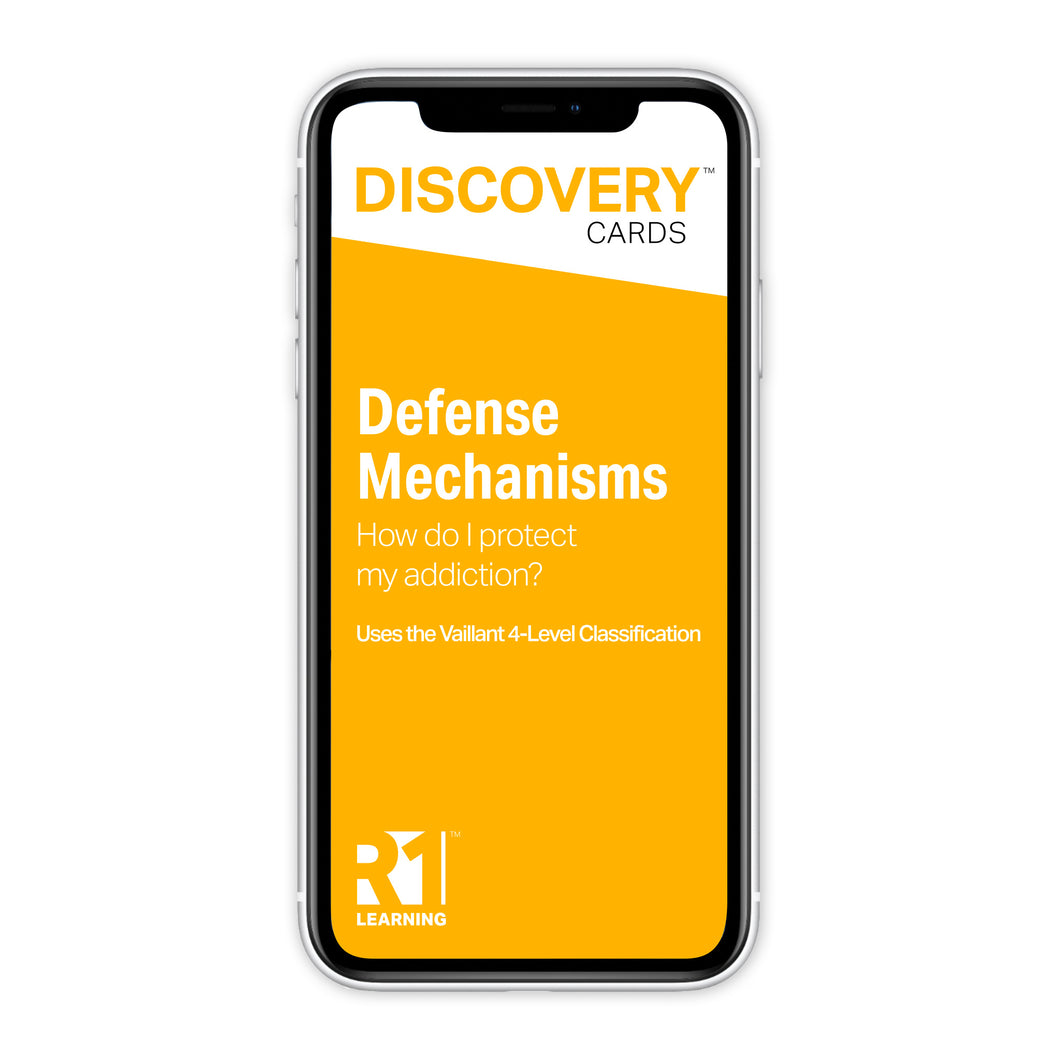 Defense Mechanisms App