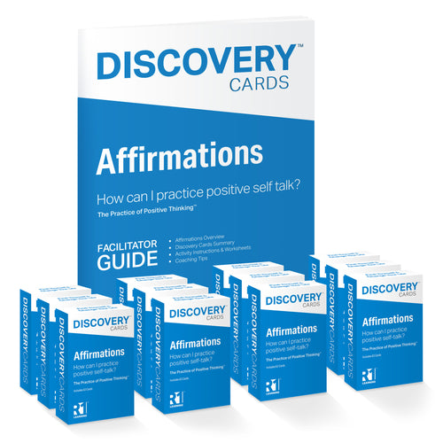 Affirmations Group Kit — 12 decks