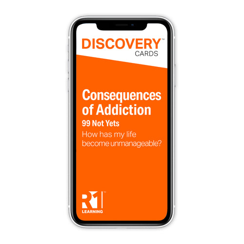 Consequences of Addiction App