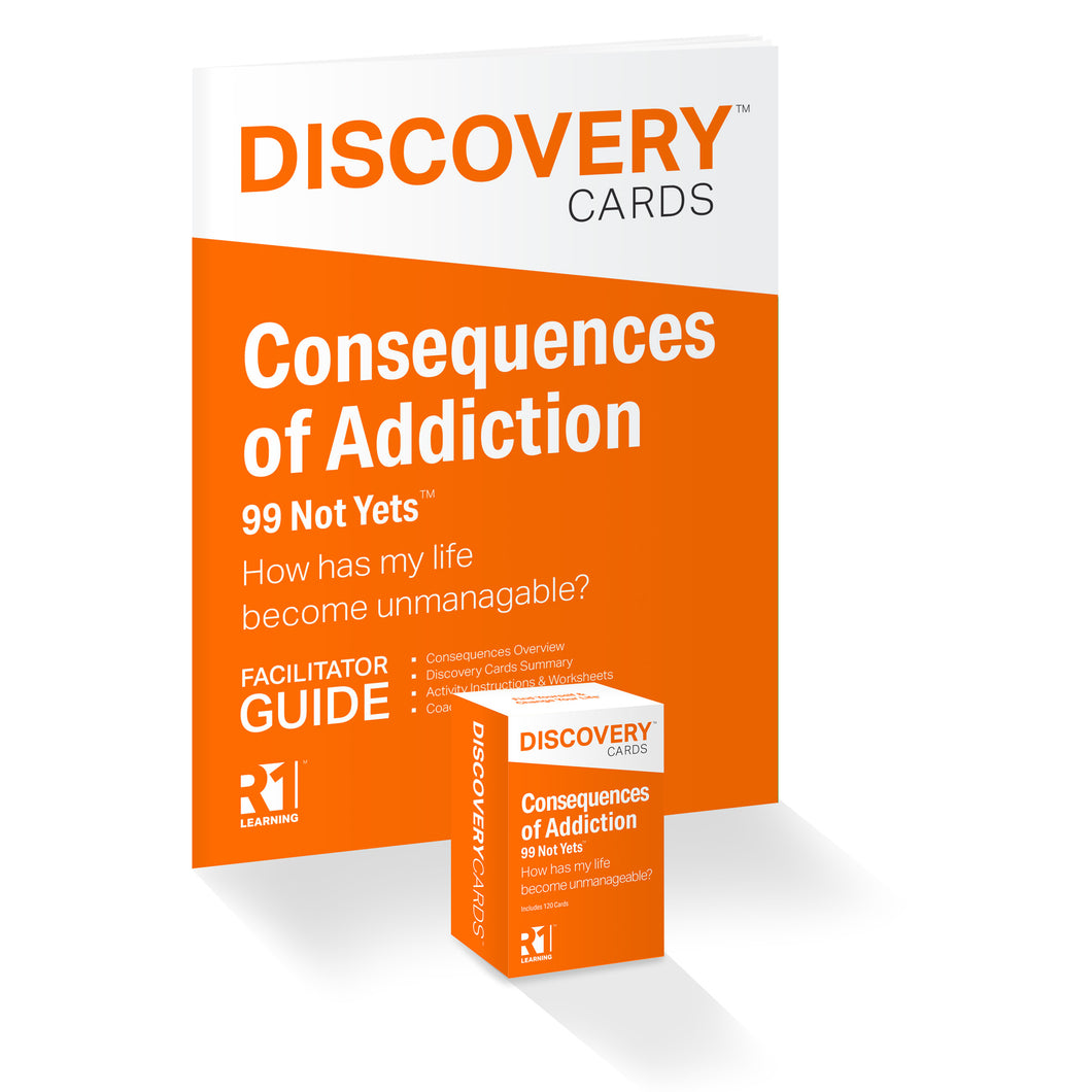 Consequences of Addiction Topic Kit — 1 deck