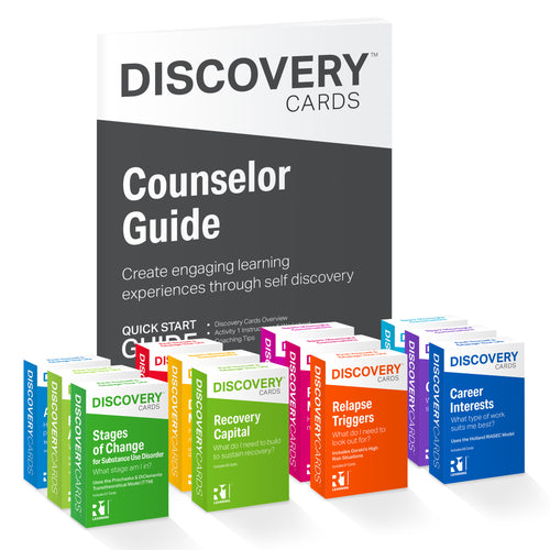Counselor Kit — 12 decks