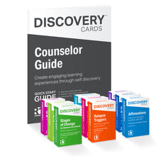 Counselor Coach Kit — 9 decks