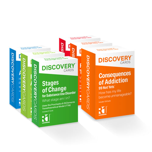 Discovery Cards Variety Pack - 6 Decks