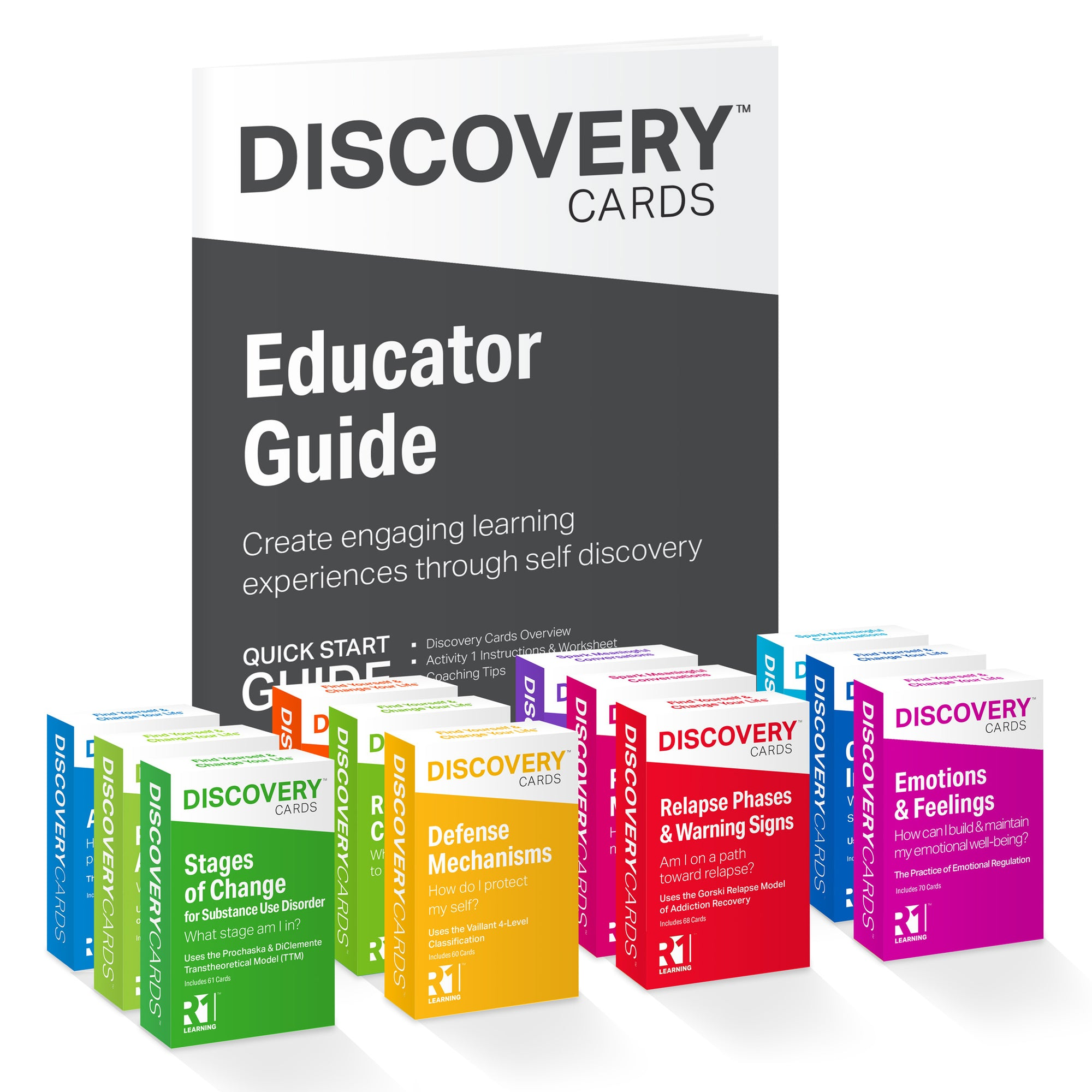 Educator Kit — 12 decks