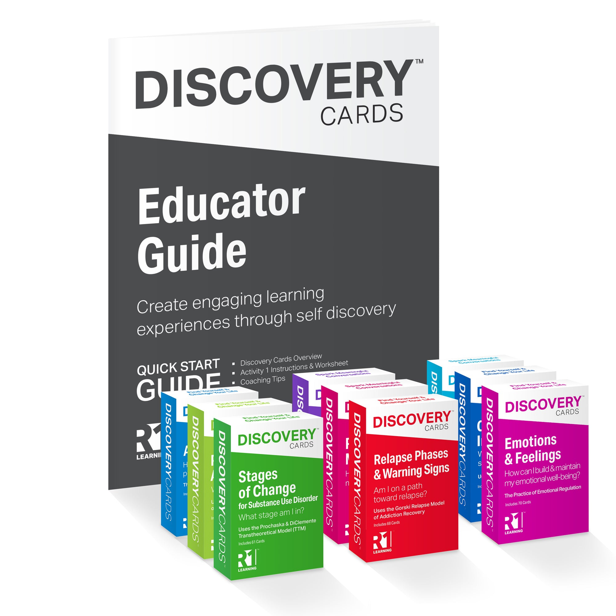 Educator Kit — 9 decks
