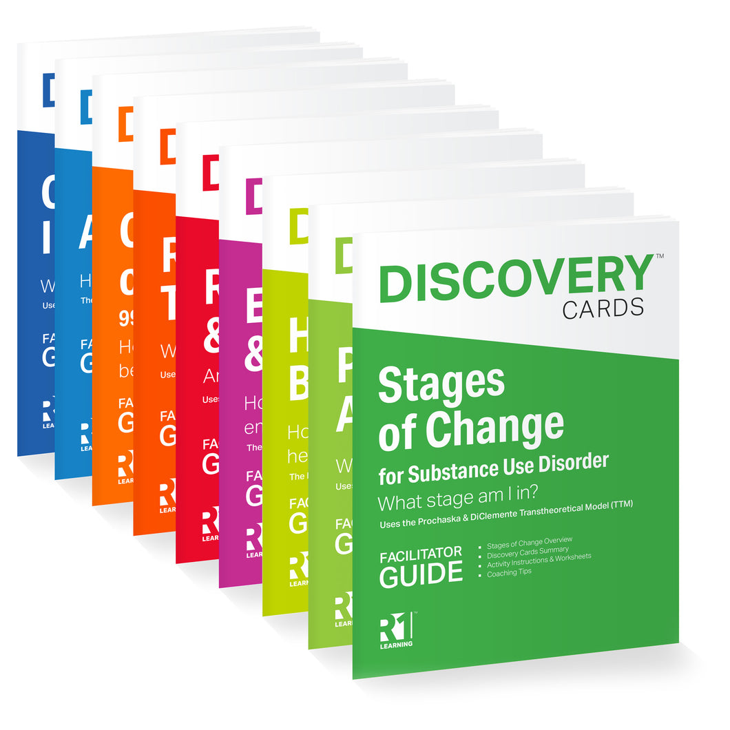 Recovery Coach Kit Facilitator Guides Bundle — 9 guides