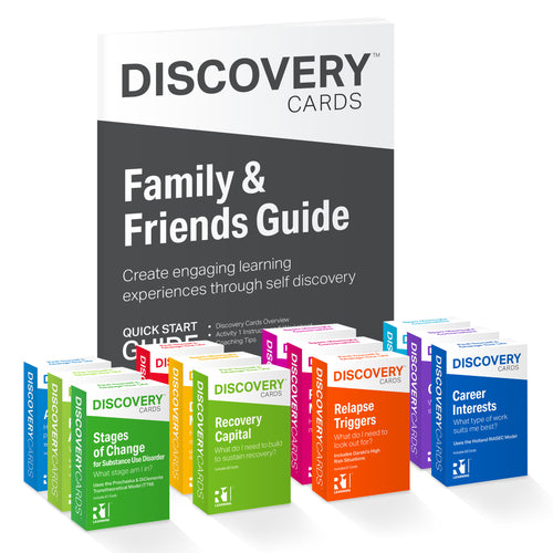 Family & Friends Kit — 12 decks