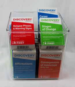 Discovery Cards Variety Bucket - 10 Decks