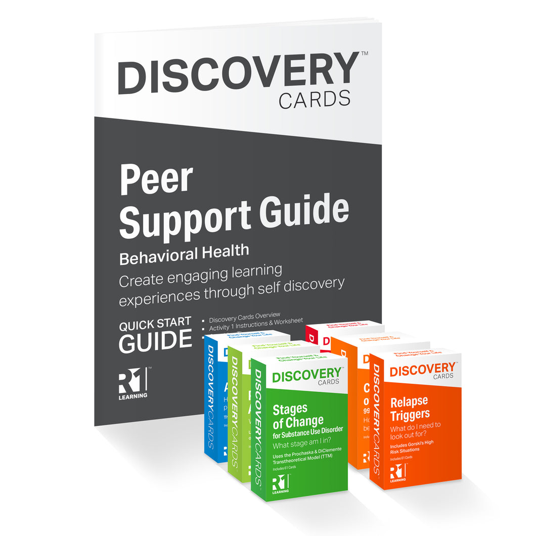 Peer Support Kit — 6 decks