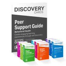 Peer Support Kit — 9 decks