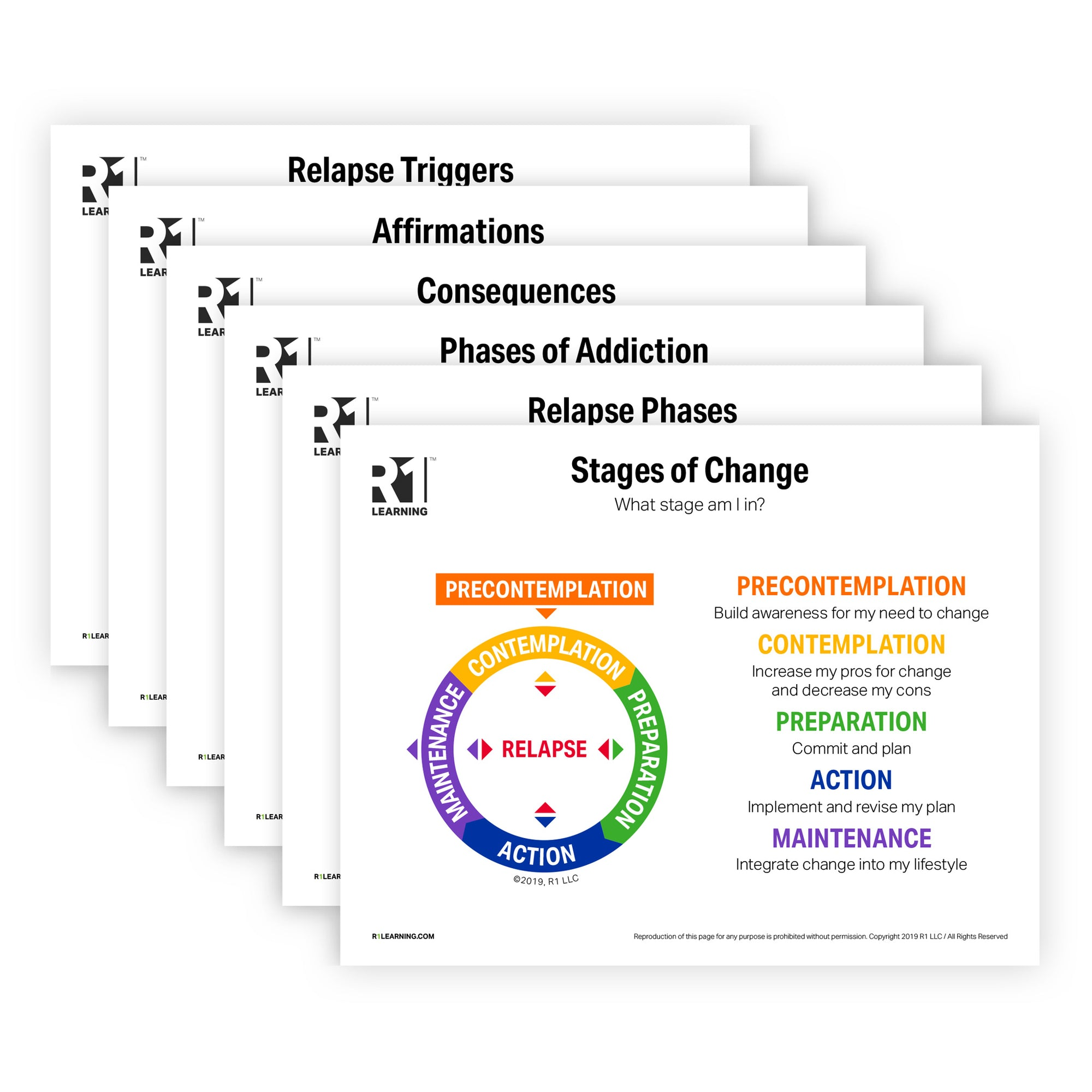 Peer Support Kit — 12 decks