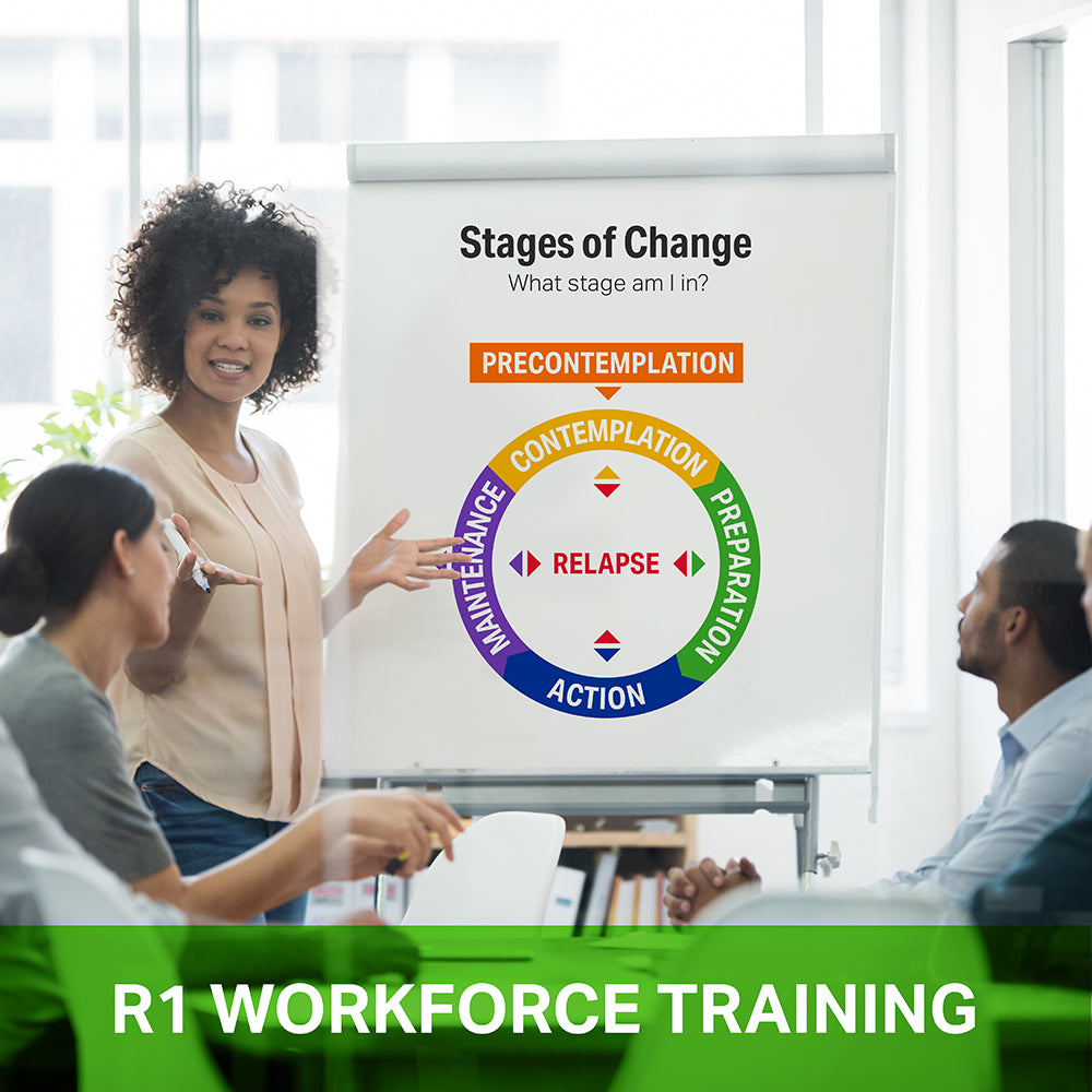 R1 On-site Workforce Training, Instructor-led (Half day) — 2 topics