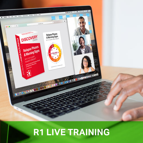 September 11, 1:00–2:30 pm US ET (90 minutes) — Relapse Phases & Warning Signs Virtual Training