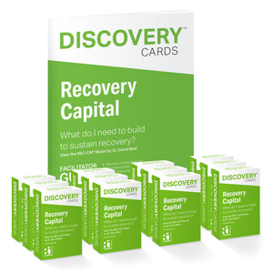 Recovery Capital Group Kit  — 12 decks