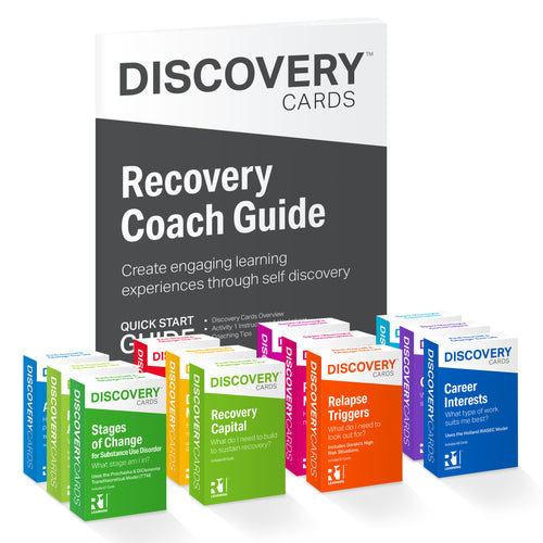 Recovery Coach Kit — 12 decks