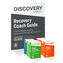 Recovery Coach Kit — 6 decks